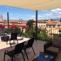 Hotel Di Stefano, отель в Пизе