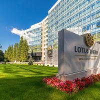 Lotus Therm Spa&Luxury Resort, hotel din Băile Felix