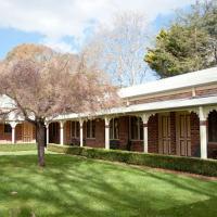 The Carrington Inn - Bungendore, hotell i Bungendore