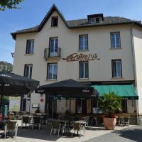 Hôtel Restaurant Le Bellevue, hôtel à Ax-les-Thermes