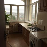 Apartment on Tsiuriupy 70a