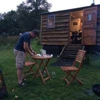 Pyllauduon Luxury Shepherds Hut