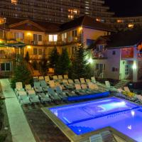 Hotel Monaco, hotel din Băile Felix