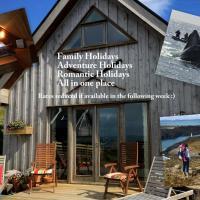 Cedar Boathouse Overlookng Baltimore, West Cork & Islands