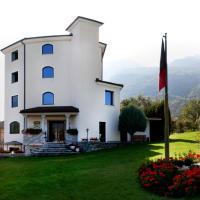 Hotel Diana Jardin et Spa, hotel in Aosta