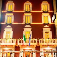 Hotel Puccini، فندق في مونتيكاتيني تيرمي