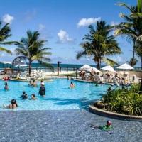 Flat no Beach Class Resort