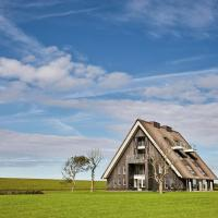 Luxurious Villa in Wierum with Jacuzzi