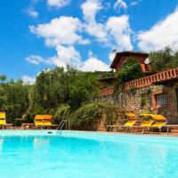 Child-friendly Farmhouse in Montecatini Terme with Swimming Pool