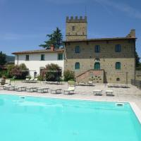 Luxurious Holiday Home in Pelago Italy with Pool