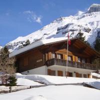 Ferienwohnung Chalet Bergblume