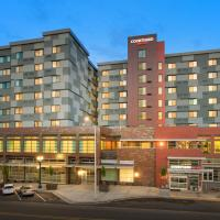 Courtyard by Marriott Seattle Everett Downtown