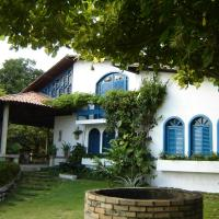 Casa magnífica à beira-mar