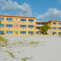 Page Terrace Beachfront Hotel, hotel in St. Pete Beach