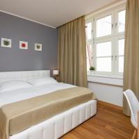 Hotel Garden Court, hotel in Prague