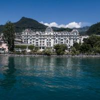 Hotel Eden Palace au Lac
