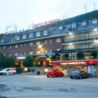 Hotel Valcarce, hotel in La Portela de Valcarce
