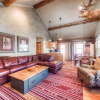 Cowboy Heaven Cabins-9 Rustic Ridge