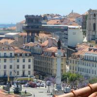 Lisbon Marmel Apartments Rossio