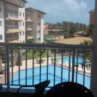Apartamento Porto Beach Residence na Praia do Aquiraz