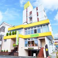Select Inn Shimada Ekimae, hotel near Shizuoka Airport - FSZ, Shimada