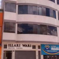 Illari Wari - Hotel Sauna