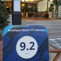 Hotel The Grang Nampo-formerly YTT