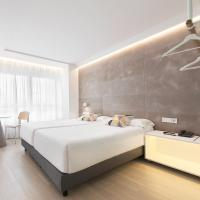 Hotel Mar del Plata: A Coruña şehrinde bir otel