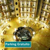 Cumbria Spa Hotel 3* Sup, hotel in Ciudad Real