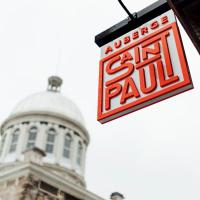 Auberge Saint-Paul Old Montreal