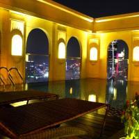 中央商務區頂級Icon56屋頂游泳池豪華公寓