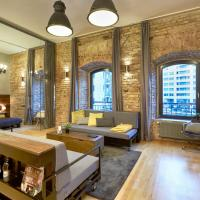 Loft Apartment Budapest