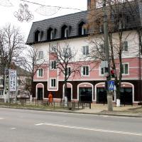 Нон-стоп отель