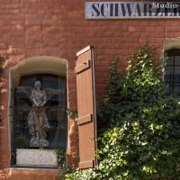"""""""Schwarzer Speicher"""" Stralsund"""