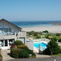 Les Terrasses de la plage de Trestel