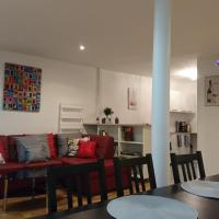 Charming Flat in Paris - Villette