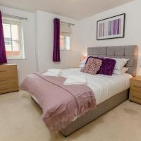 ✪ Ideal Colchester ✪ Serviced Hythe Apartment - 2 Bed Perfect for A12/Nightlife/Colchester Town Centre/Essex University ✪