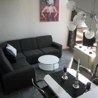Attractive apartment with balcony 100m from the sea in Knokke-Heist