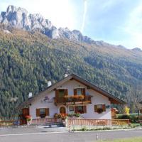 Cozy Chalet near Ski Area in Vigo di Fassa