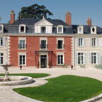 Hôtel & Spa du Domaine des Thômeaux, The Originals Relais (Relais du Silence)