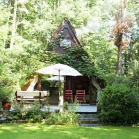 Cozy Chalet in Wildert with Private Garden