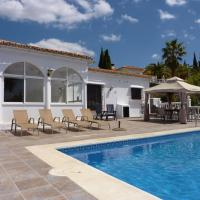 Luxury Villa with Private Pool in Almogia Andalusia