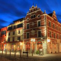 Hiddenseer Hotel, Hotel in Stralsund