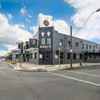 The Union Club Hotel, hotel di Colac