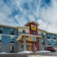 My Place Hotel-Ketchikan, AK