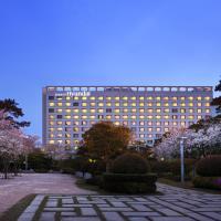 Hotel Hyundai by Lahan Ulsan