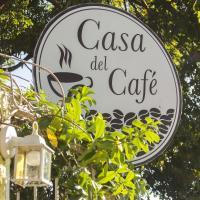 Casa del Café y Casa Rosa Catemaco