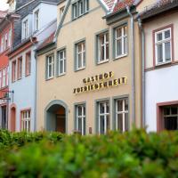 Gasthof Zufriedenheit, hotel in Naumburg