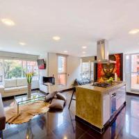 Gorgeous Chapinero Alto Apartment