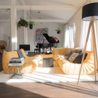 Weimar Central Artist Loft - 120 m2